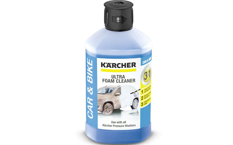 Karcher-Ultra-Foam-Cleaner