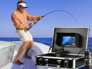 Рейтинг ТОП 5 лучших подводных камер для рыбалки